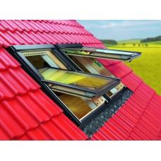 Мансардные окна Velux (Дания), Fakro (Польша), Roto (Германия) (шт.)