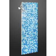 Тёплая панель из мозаичной плитки