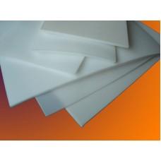 Капролон листовой - формат 1х1 м, толщина 5 - 300 мм (кг)