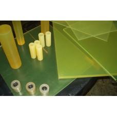 Полиуретан - длина стержня 500 мм, размер листа 500*500 мм (кг)