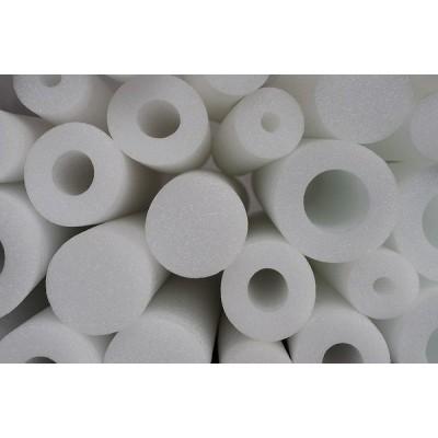 Жгут из вспененного полиэтилена СПЛОШНОГО сечения, толщина от 6 мм до 80 мм (пог. м)
